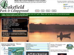 Lakefield Park and Campground