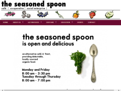 The Seasoned Spoon Cafe