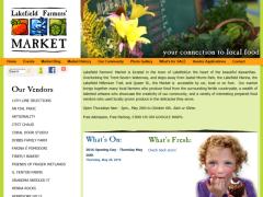 Lakefield Farmers Market
